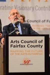 arts-council-award-solo-at-podium